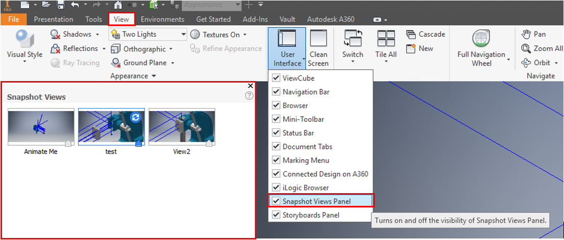 autodesk inventor presentation file changes not updating in rh knowledge autodesk com
