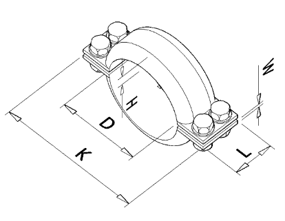 autocad plant 3d l size parameter of cl affects the ring Printable Ring Sizer user added image