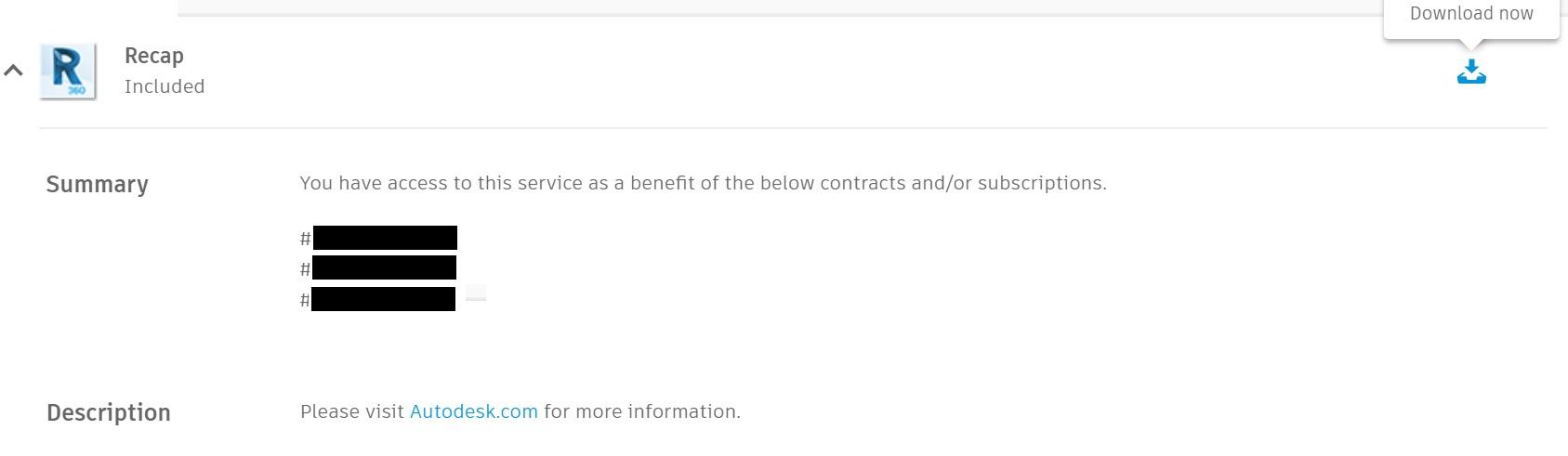 Unable to use ReCap after ReCap Pro trial expires   Search