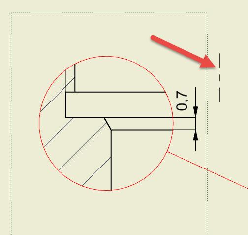 Comment insérer une cote de diamètre dans une vue de ...