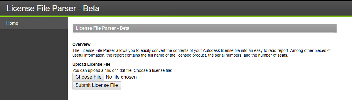 How to check my Network License file content   Search   Autodesk