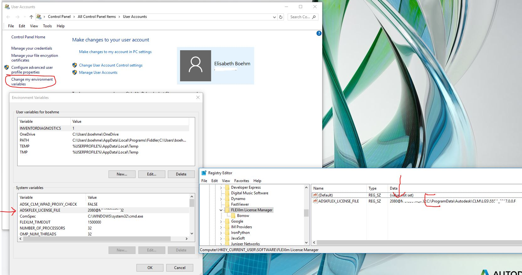 Autodesk Vault client need long time for logging in dialog | Vault
