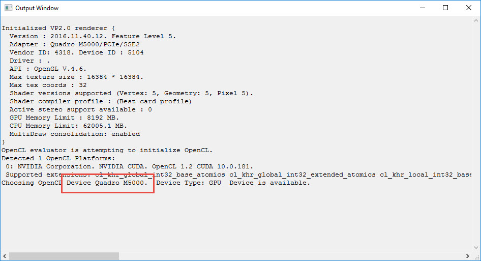 Maya crashing when running with on-board graphics card | Search