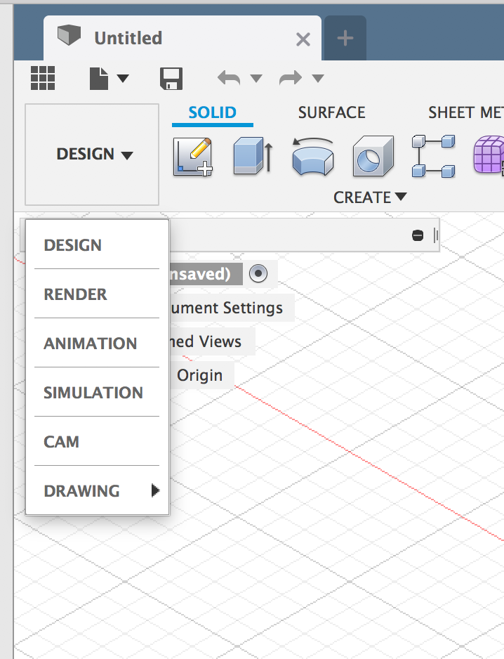 Sculpt (Form) Workspace is missing from Fusion 360 | Fusion