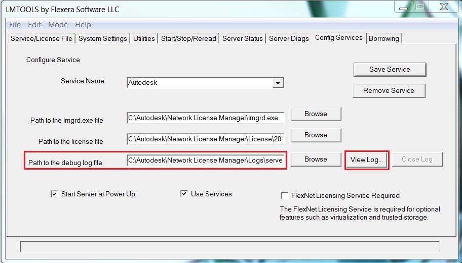 FlexNet Licensing error:-97,121