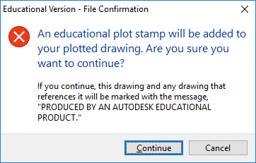Educational plot stamp warning and watermark is displayed on