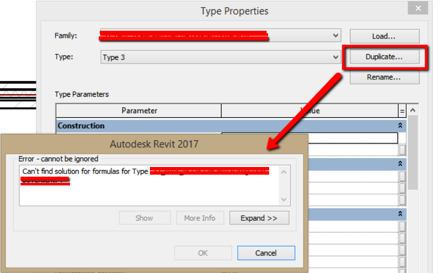 Types Of Revit Families
