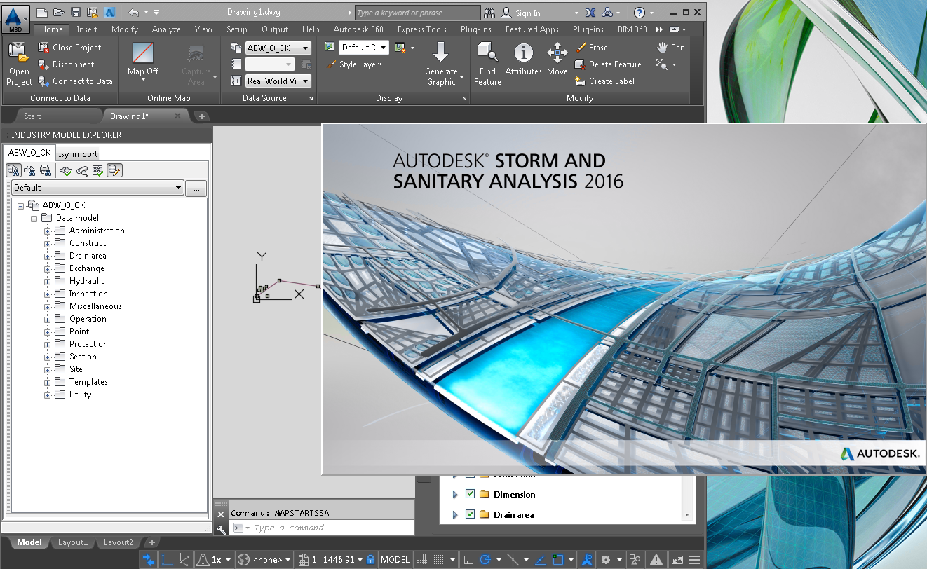 Autocad Map 3d 2016 Análisis Sanitario Y De Tormentas Autocad Map 3d Autodesk Knowledge Network