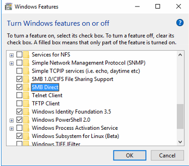 Windows 10 Restart Nfs Client