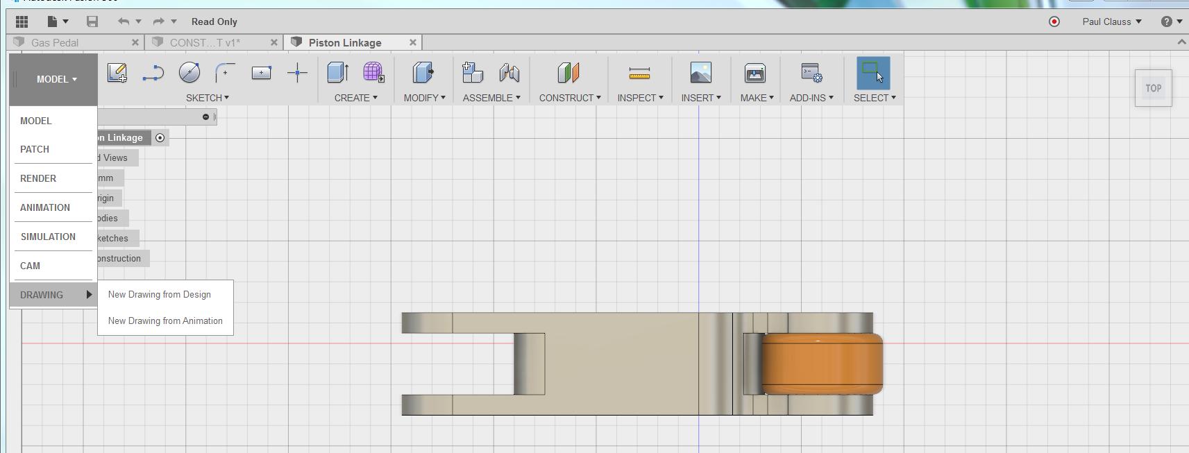 So erstellen Sie eine 2D-Zeichnung aus Konstruktionen in Fusion ...