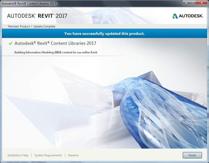 Install additional Revit content libraries | Revit Products 2019