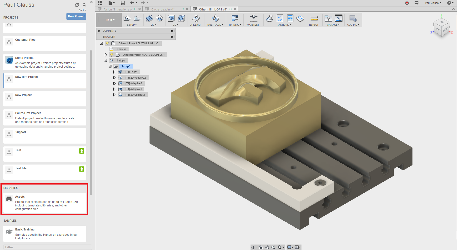 How to install a cloud post processor in Fusion 360 | Search