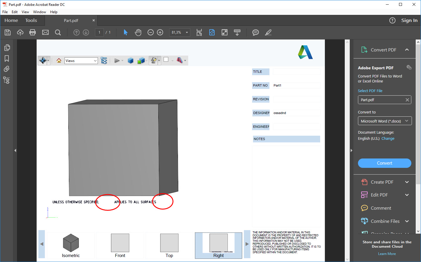 Inventor general note surface texture symbol in mdb is not user added image buycottarizona
