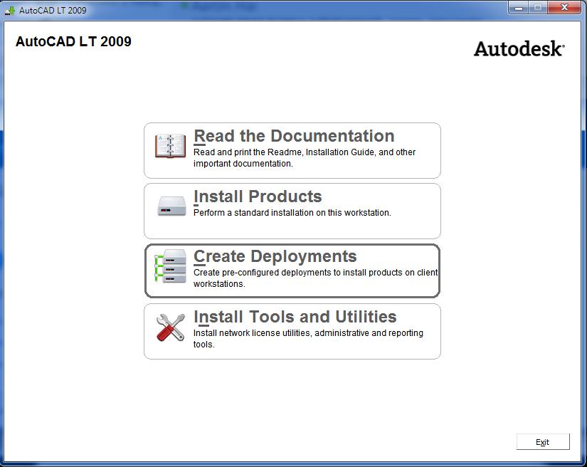 Autodesk AutoCAD LT 2009 para la venta