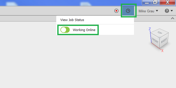 How to work in offline mode in Fusion 360 | Fusion 360 | Autodesk