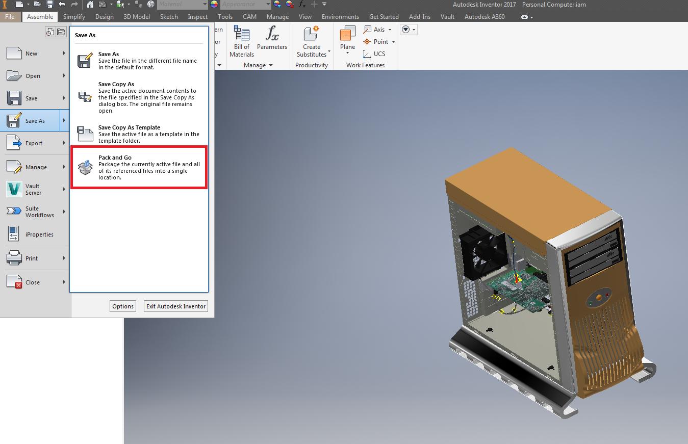Autodesk Inventor Project Ideas - Autocad