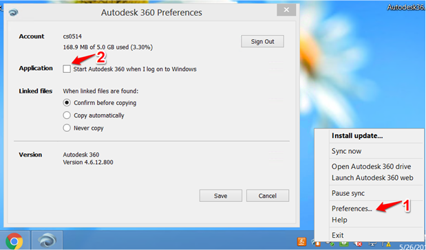 autodesk 360 login
