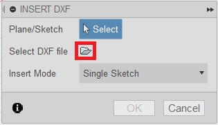 How to insert DXF files in Fusion 360   Fusion 360   Autodesk