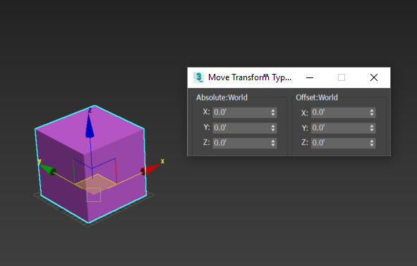 Objects disappear when rotating, panning or zooming the Viewport in
