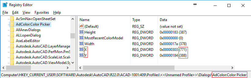Dialog windows do not display and the program appears to
