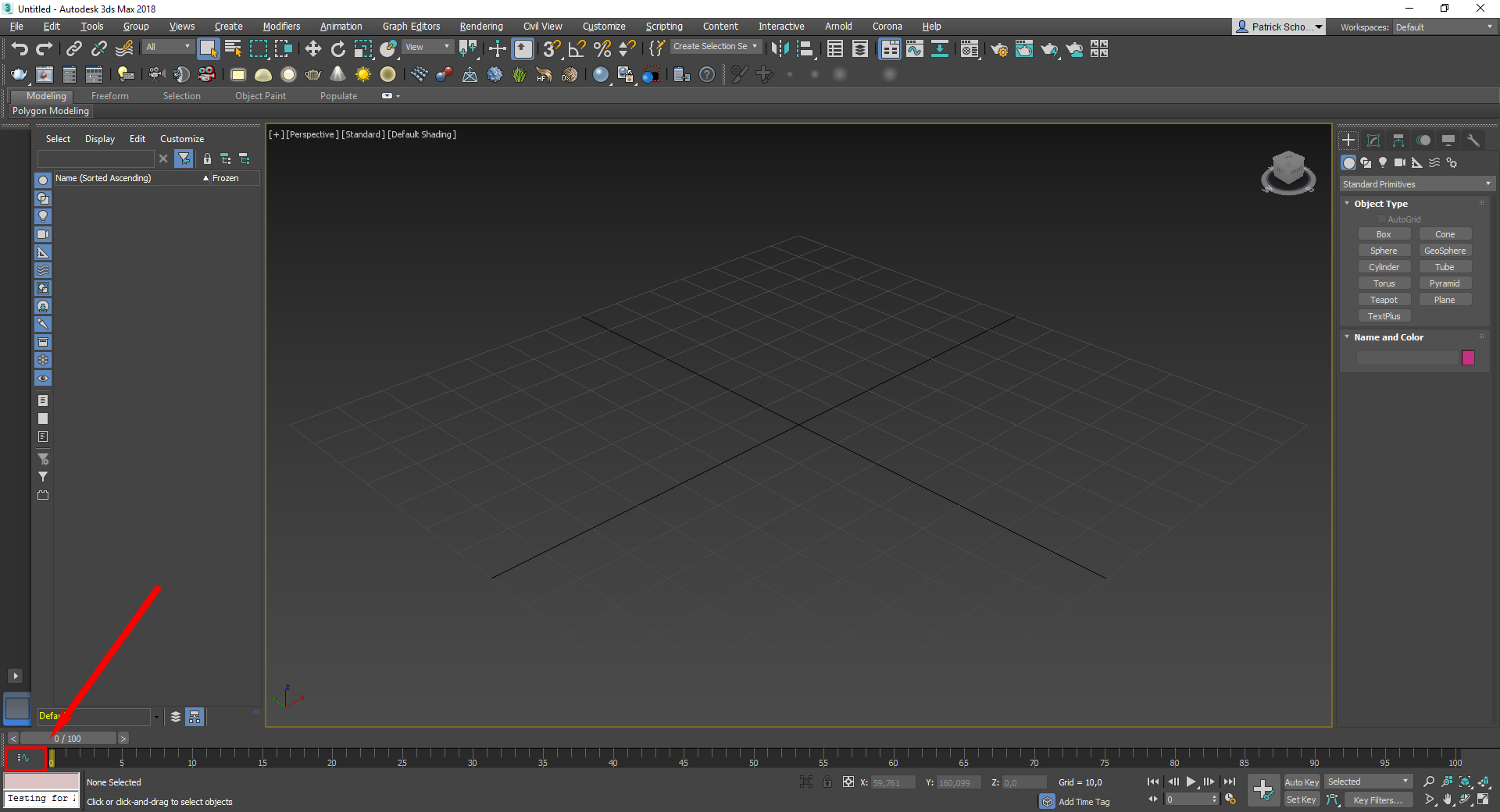 Mini Curve Editor does not open in 3ds Max 2018 | 3ds Max 2018