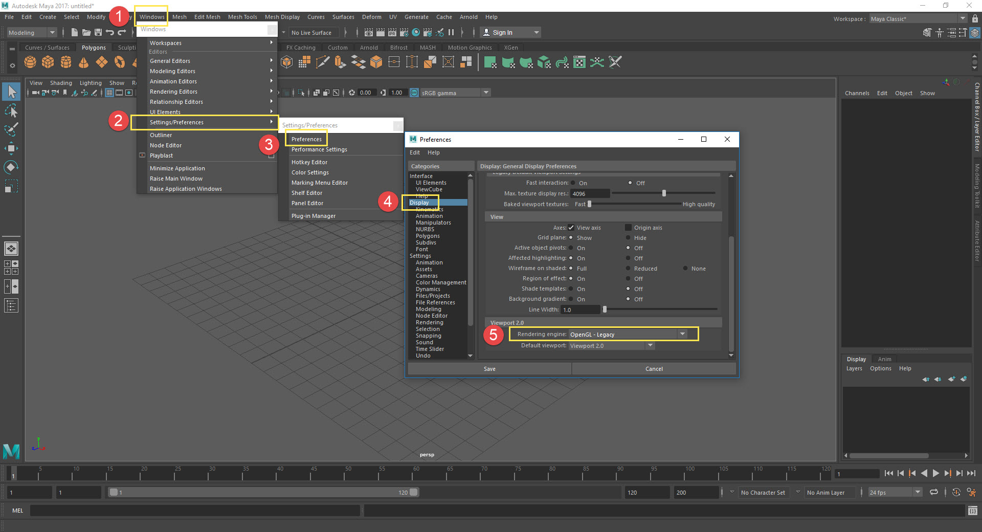 Frequent Crashing in Maya | Maya | Autodesk Knowledge Network