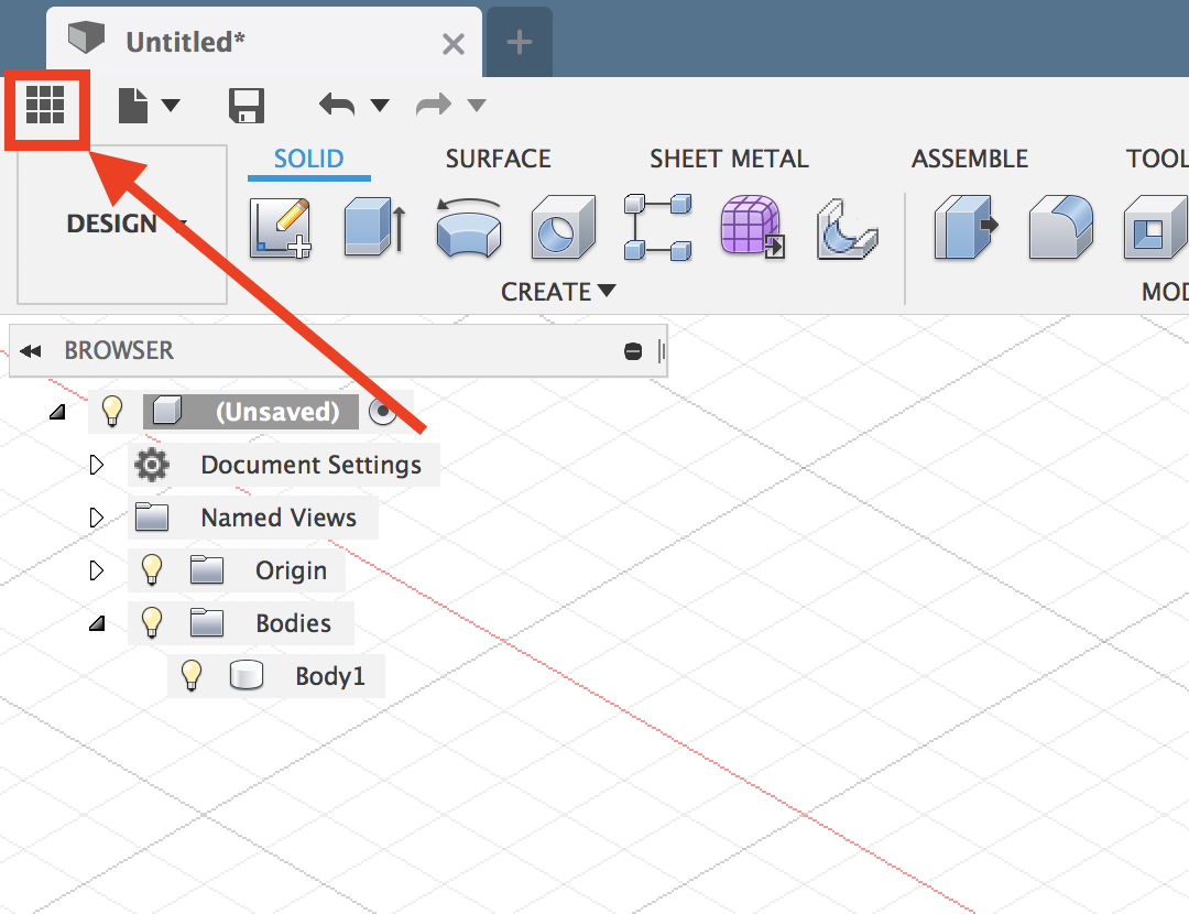 How to upload a file to the Data Panel in Fusion 360