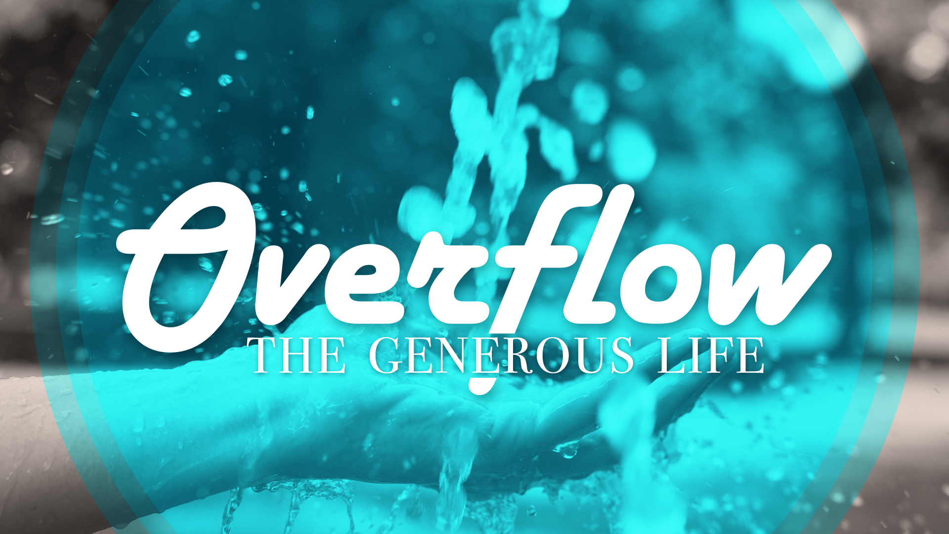 Jan. 17 – Overflow: The Generosity Paradox