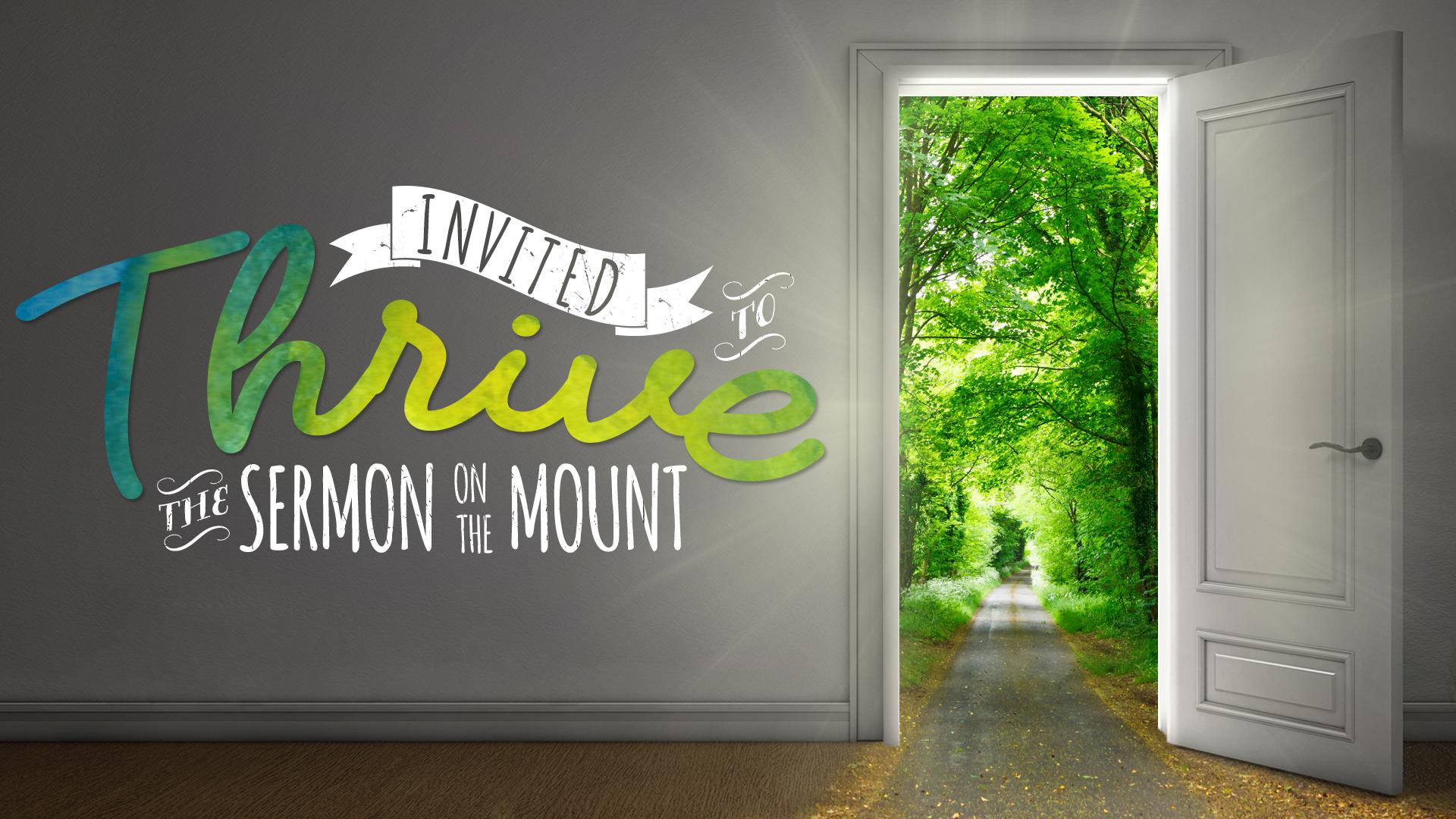 Apr. 3 – How Do You Thrive?