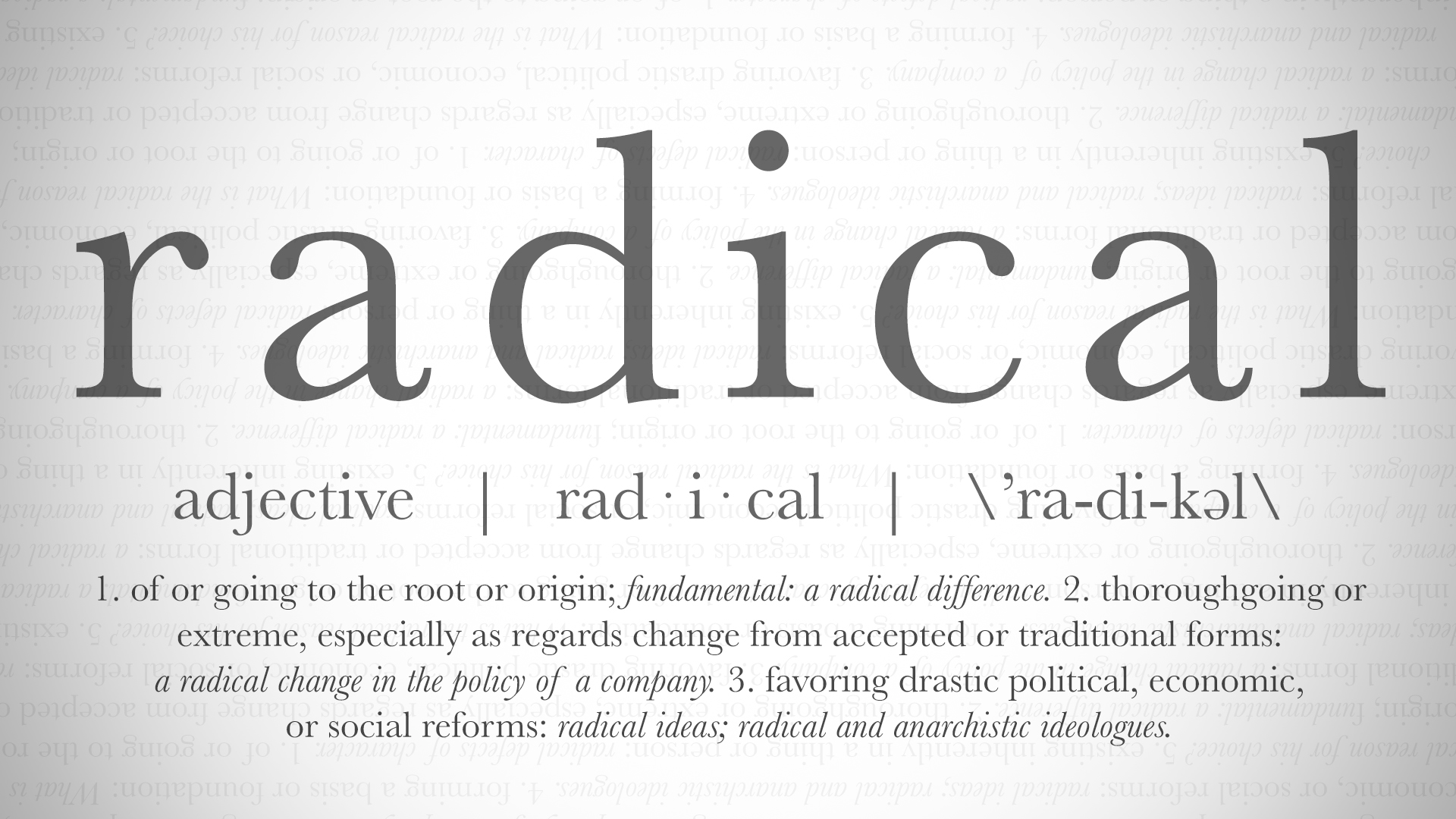 July 30 – Radical Claims about Religious Leaders