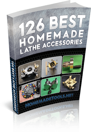 126 Best Homemade Lathe Accessories