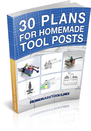 30 Best Homemade Tool Post Plans