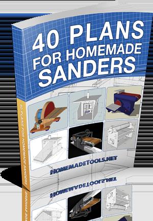 40 Best Homemade Sander Plans