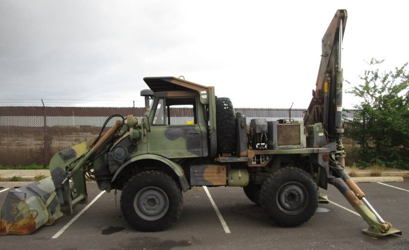 Unimog short video - HomemadeTools net