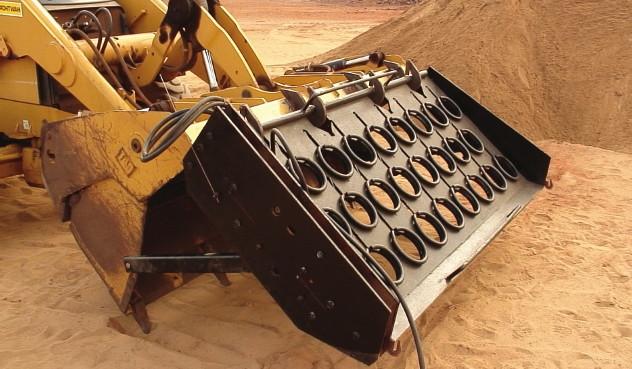Sandmaster Sandbag Filler Gif Video And Photo Homemadetools Net