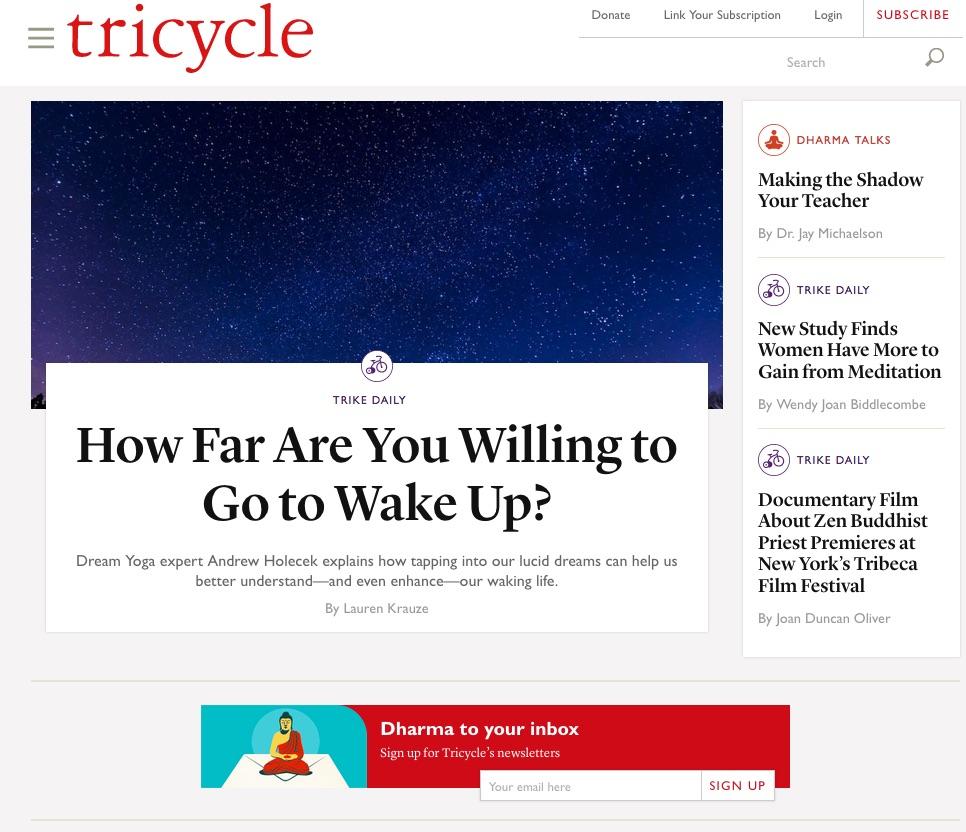 go wake trike daily blog