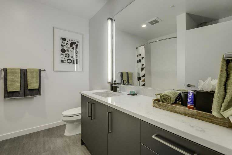 Live at $850/mo Single Room in Beautiful Seattle Luxury Apartment