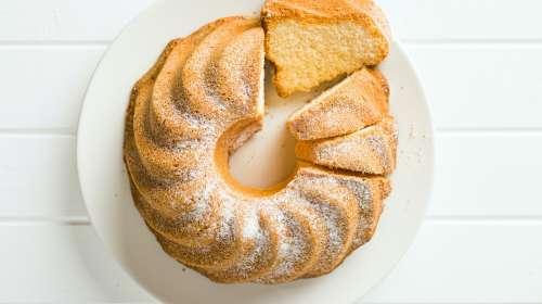 Cannabis-infused Recipe: Peanut Butter Bundt Cake