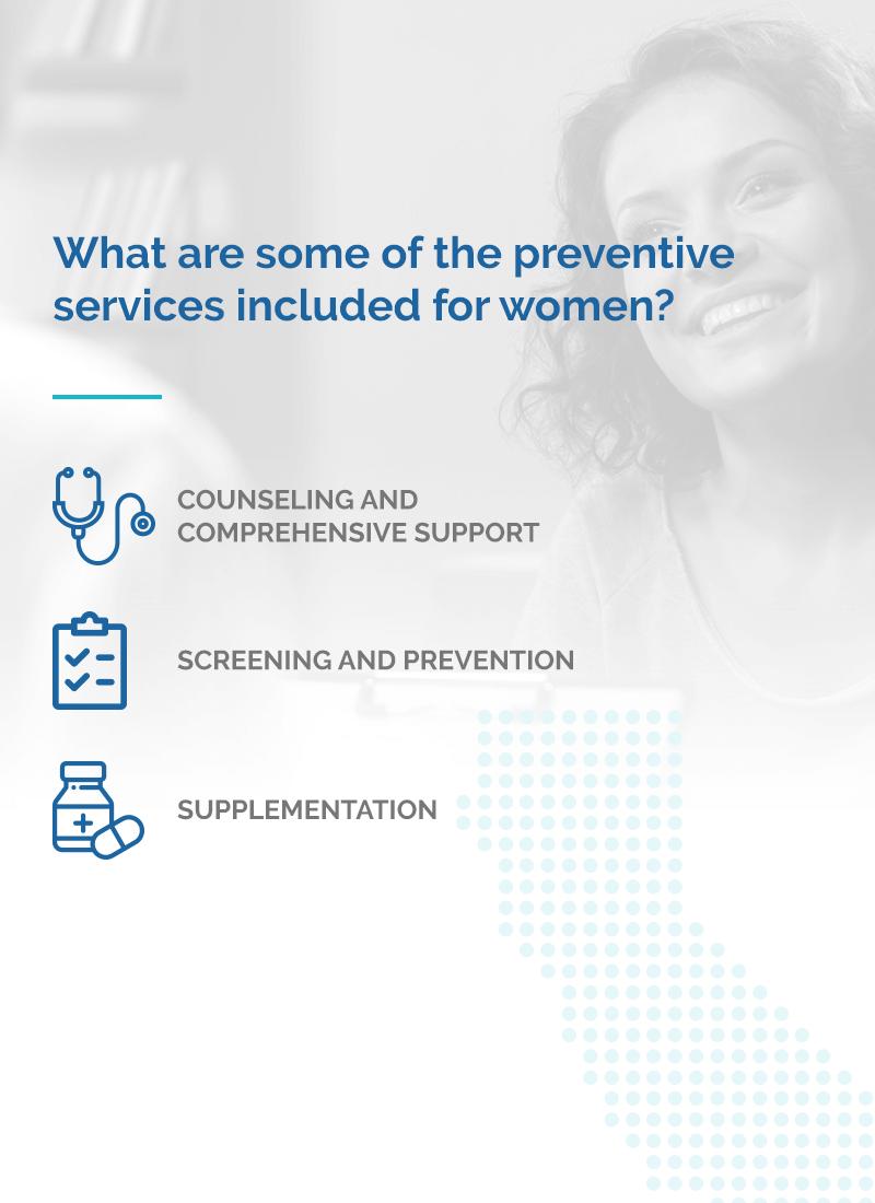 preventive care for women