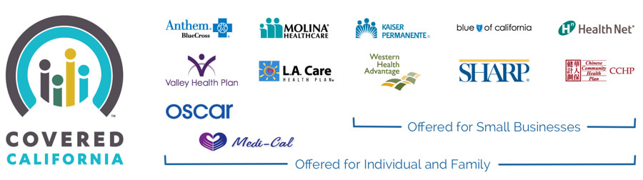 Covered California Health Insurance Companies