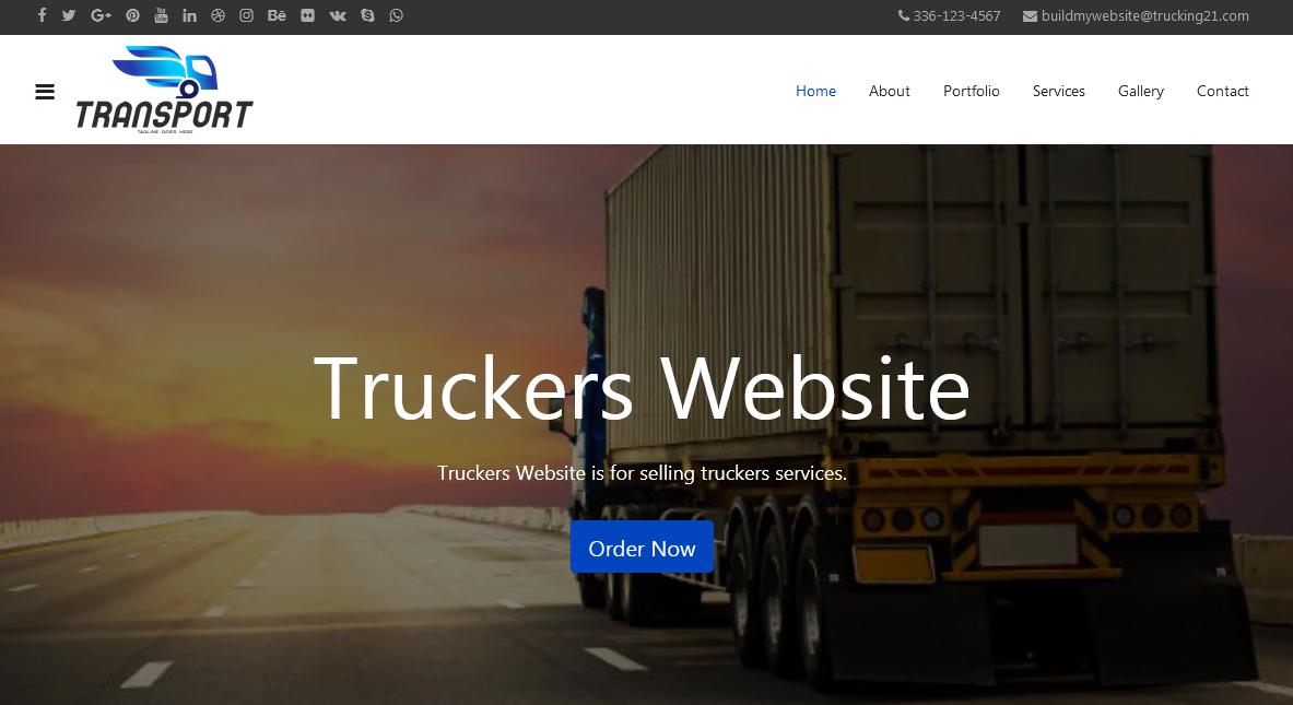 truckerwebsite