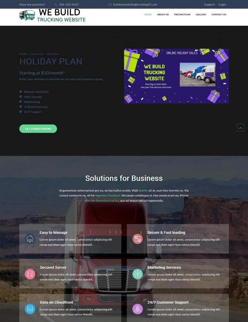 demo-website2