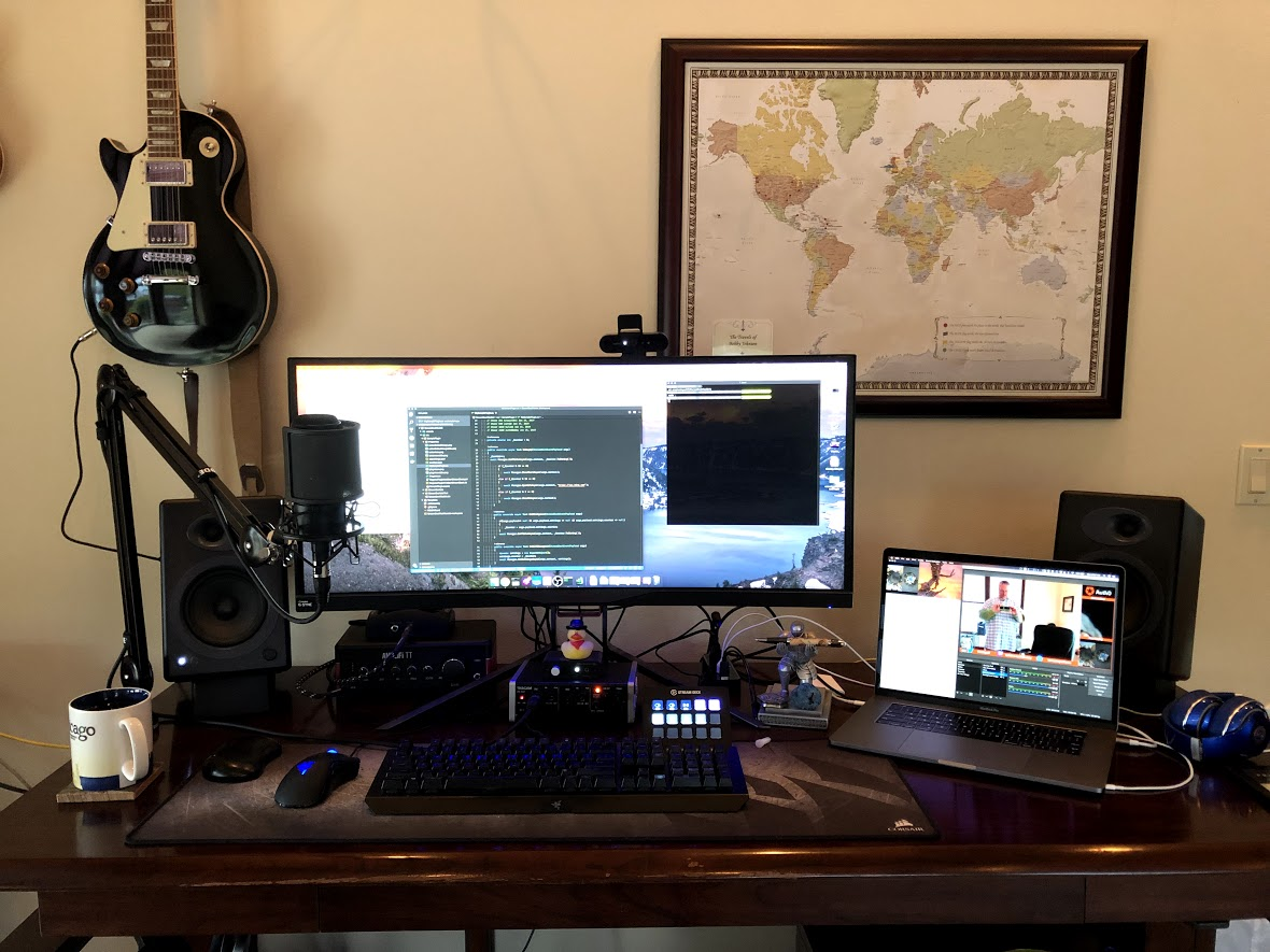 2019 Live Streaming Setup