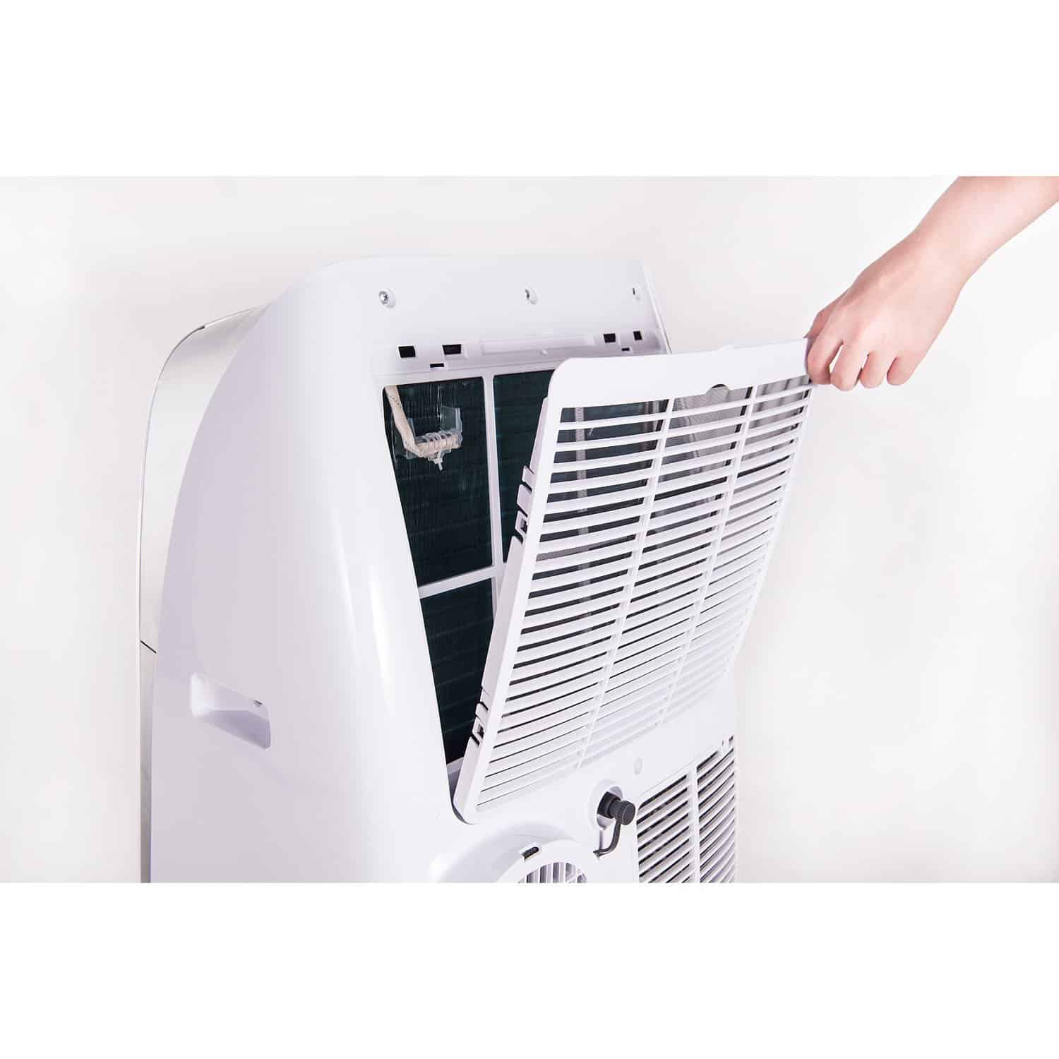 HL10CESWG HL Series 10000 Portable Air Conditioner with Remote #944537