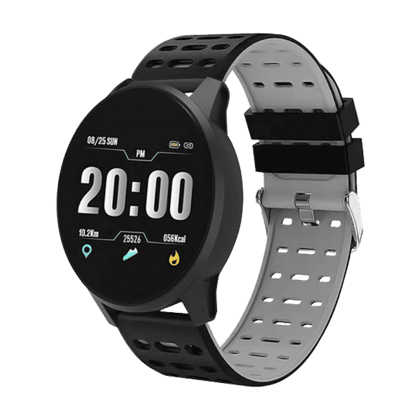 Alfawise B2 Smartwatch with RFID in Gray Goose
