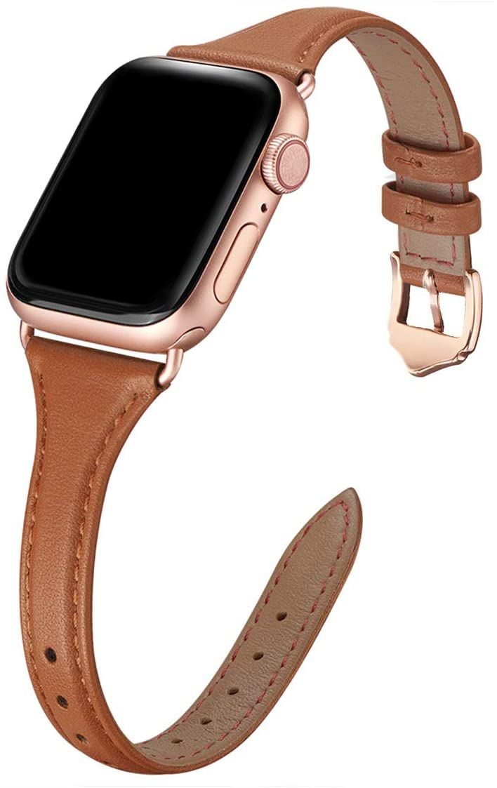 WFEAGL Leather Watch Band