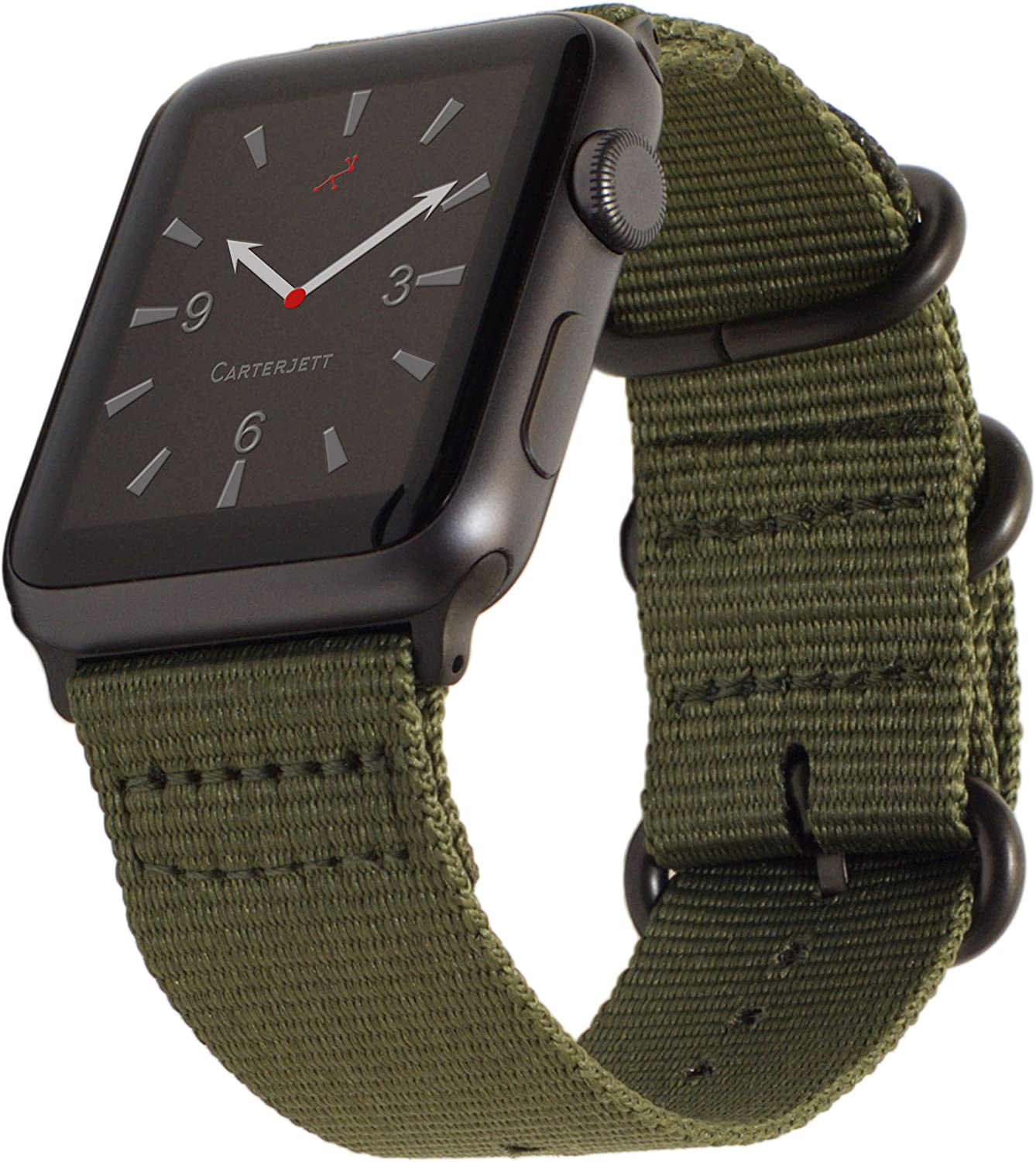 Carterjett Nylon Watch Band