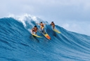Title: Sharing the Peak Surfer: Aikau, Eddie Type: Legends