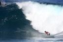 Title: Bonga Bottom Turn Surfer: Perkins, Bonga Type: Action