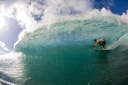 Title: Dean Under the Lip Surfer: Brady, Dean Type: Barrel